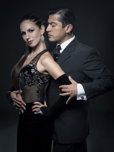 Daniel Juarez y Alejandra Armenti