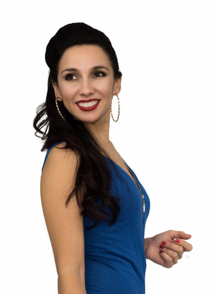 JESICA ARFENONI – ARGENTINE TANGO U S A